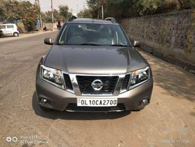 Used 2014 Nissan Terrano MT for sale in Noida