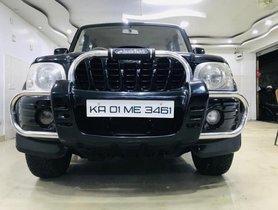 2009 Mahindra Scorpio VLX 2WD BSIII MT for sale in Bangalore