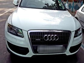 Used 2012 Audi Q5 AT for sale in Kolkata