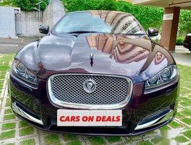 Used Jaguar XF Diesel 2012 AT for sale in Kolkata