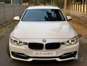 Used BMW 3 Series 320d 2012 AT for sale in Nagar