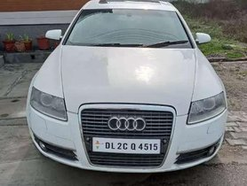 Used Audi A6 2009 MT for sale in Meerut