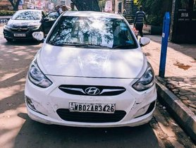 Used 2012 Hyundai Verna 1.4 CRDi MT for sale in Kolkata