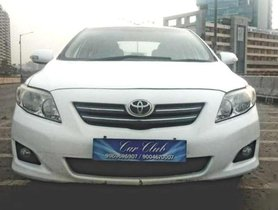 Used Toyota Corolla Altis 1.8 G, 2010, CNG & Hybrids MT for sale in Mumbai