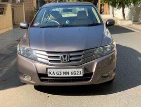 Used 2011 Honda City V MT car at low price in Bangalore