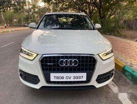 Used Audi Q3 2.0 TDI quattro Premium Plus, 2013, Diesel AT for sale in Hyderabad