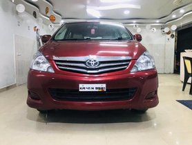 2011 Toyota Innova MT 2004-2011 for sale at low price in Bangalore