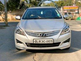 Hyundai Verna 2016 1.6 CRDi AT SX for sale in New Delhi