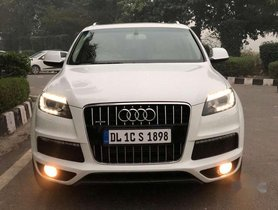 Used Audi Q7 2014 AT for sale in Chandigarh