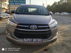 Toyota Innova Crysta 2017 2.4 G MT for sale in Faridabad