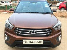 Used Hyundai Creta 1.6 SX 2017 MT for sale in Gurgaon