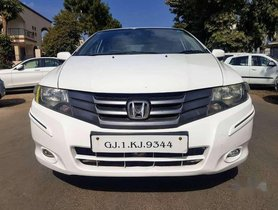 Used Honda City 1.5 V Automatic, 2011, Petrol AT for sale in Ahmedabad