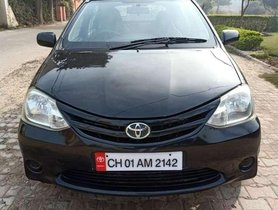 Used Toyota Etios Liva GD, 2012, Diesel MT for sale in Chandigarh
