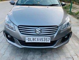Used Maruti Suzuki Ciaz S 2018 AT for sale in Noida