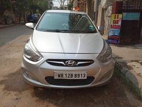 Hyundai Verna 1.6 CRDI MT 2011 in Kolkata