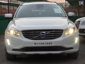 Used Volvo XC60 D5 Summum AT 2016 in Ahmedabad