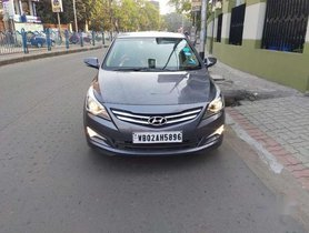 Used Hyundai Verna Fluidic 1.6 CRDi SX, 2015, Diesel MT for sale in Kolkata