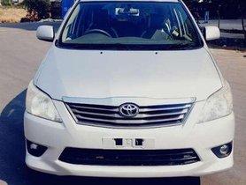 Used Toyota Innova 2.5 G4 8 STR, 2013, Diesel MT for sale in Mumbai