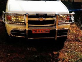 Used 2014 Chevrolet Tavera Neo MT for sale in Chennai