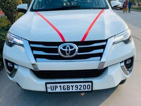 Used Toyota Fortuner 2.8 4X2 Automatic, 2018, Diesel AT for sale in New Delhi
