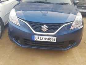 Used Maruti Suzuki Baleno Delta Diesel 2017 MT for sale in Lucknow