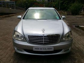 Used Mercedes Benz S Class 2006 AT for sale in Mumbai