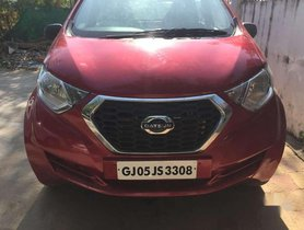 Used Datsun Redi-GO T Option 2017 MT for sale in Vadodara