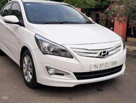 Hyundai Fluidic Verna 1.6 CRDi S, 2015, Diesel MT for sale in Coimbatore