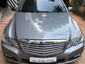 Used 2010 Mercedes Benz E Class AT for sale in Chennai
