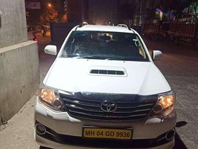 Used Toyota Fortuner 3.0 4x4 Automatic, 2016, Diesel AT for sale in Mumbai
