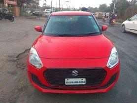 Used 2018 Maruti Suzuki Swift MT for sale in Ahmedabad
