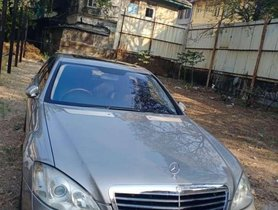 Used Mercedes-Benz S-Class S 320 CDI, 2007, Diesel AT for sale in Mumbai