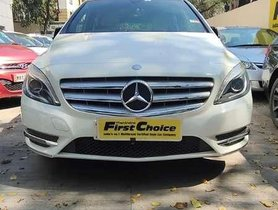 Used Mercedes-Benz B-Class B 180 2014 AT for sale in Pune