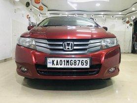 Used 2011 Honda City 1.5 V MT car at low price in Bangalore