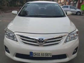 Used 2013 Toyota Corolla Altis 1.8 G MT for sale in Chandigarh
