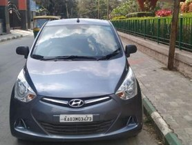Hyundai Eon D Lite Plus 2012 MT for sale in Bangalore