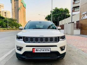 Jeep Compass 2.0 Limited Option MT 2017 in Mumbai