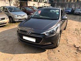 2016 Hyundai Elite i20 MT for sale at low price in Kolkata