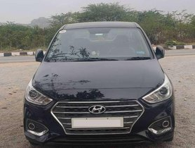 Used 2018 Hyundai Verna 1.6 SX MT for sale in Secunderabad
