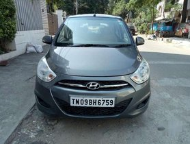 Used 2011 Hyundai i10 Sportz 1.2 MT for sale in Chennai