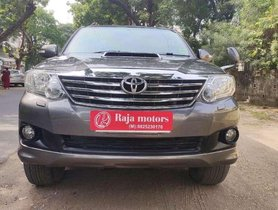 Used Toyota Fortuner 3.0 4x2 Automatic, 2012, Diesel AT for sale in Ahmedabad