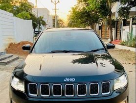 Used Jeep Compass 2017 AT for sale in Madurai