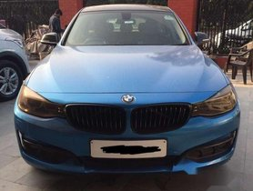Used 2014 BMW 3 Series GT AT for sale in Chandigarh