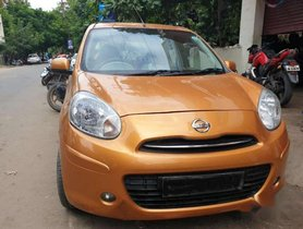 Used 2013 Nissan Micra Diesel AT for sale in Coimbatore