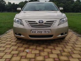 Used 2007 Toyota Camry MT for sale in Kolkata