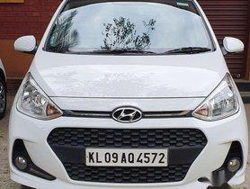 Used Hyundai Grand I10 Sportz 1.2 Kappa VTVT, 2018, Petrol MT for sale in Palakkad