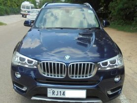 2014 BMW X3 xDrive20d Expedition AT for sale at low price in Jaipur