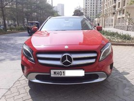 Used Mercedes Benz GLA Class 2016 AT for sale in Thane