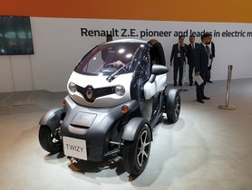 Renault Twizy India Launch Soon, Could be Used by Amazon, Flipkart, Zomato & Others