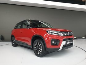 New Maruti Vitara Brezza BS6 Model Features Revealed